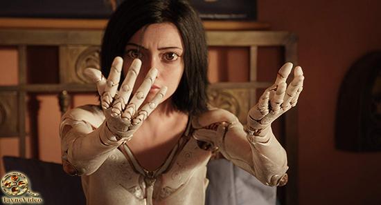 دانلود فیلم آلیتا فرشته جنگ Alita Battle Angel 2019 با زیرنویس فارسی