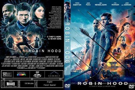 خرید فیلم Robin Hood 2018