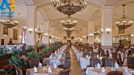 رستوران هتل آستریا کرملین پالاس آنتالیا