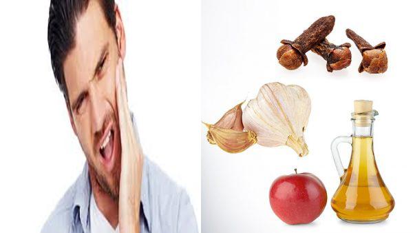 درمان عفونت دندان با روشهای خانگی و گیاهی