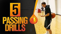 5 PASSING Drills For Point Guards with Coach Damin Altizer