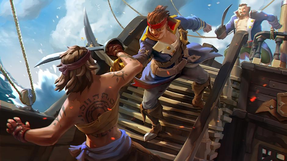 به زودی حالت Crossplay در عنوان Sea of Thieves دارای قابلیت غیرفعالسازی خواهد بود