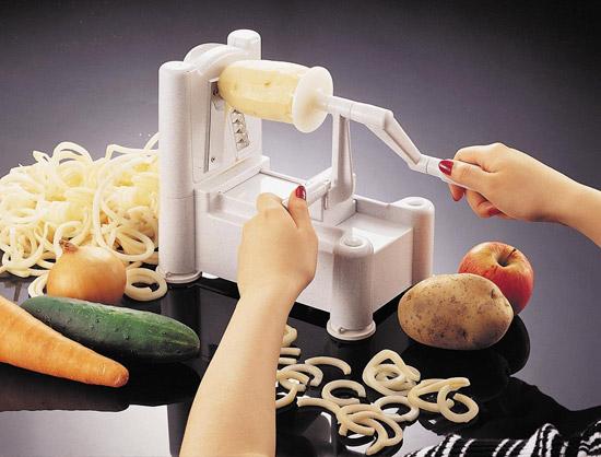 دستگاه رشته کن دستی مواد غذایی