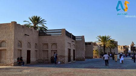 منطقه الشندغه در دبی