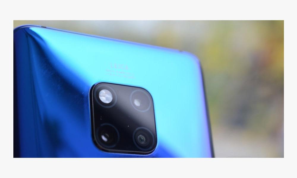 دوربین گوشی های هوشمند در سال 2018|دوربین های سه گانه