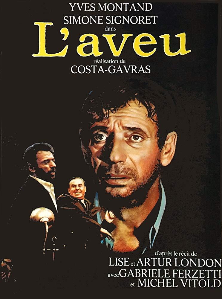 دانلود دوبله فارسی فیلم اعتراف L'aveu 1970