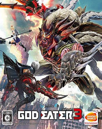 دانلود بازی GOD EATER 3 برای کامپیوتر