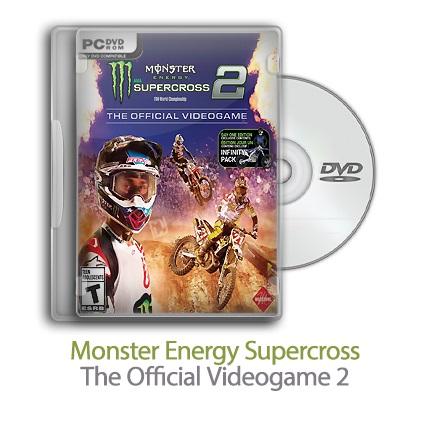 دانلود Monster Energy Supercross: The Official Videogame 2 - بازی مسابقات موتور کراس 2
