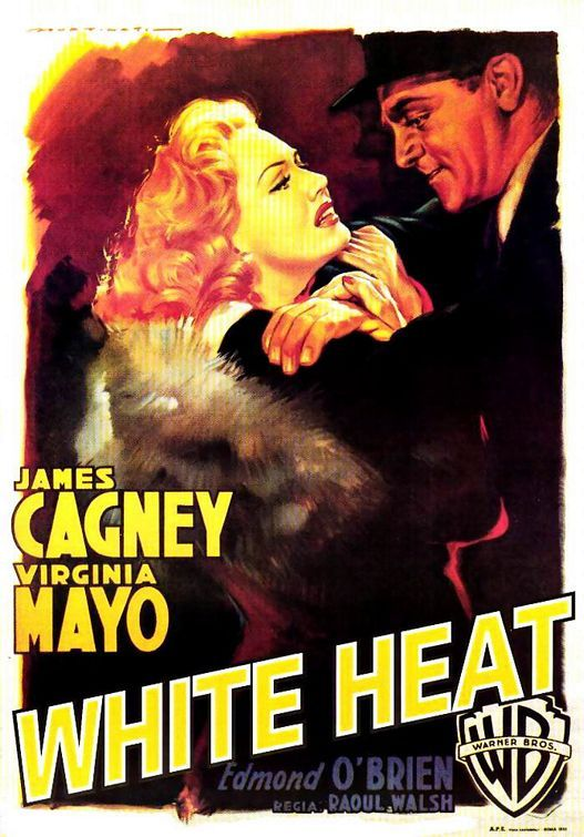 دانلود دوبله فارسی فیلم التهاب White Heat 1949