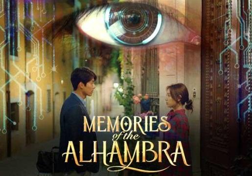 خرید سریال کره ای Memories of the Alhambra