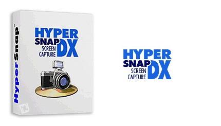 دانلود HyperSnap v8.16.09 - نرم افزار عکس برداری از صفحه نمایش