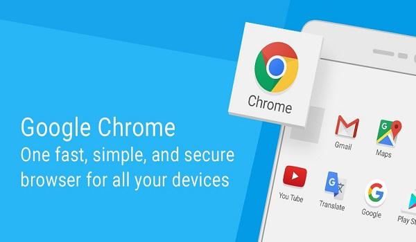 دانلود Google Chrome: Fast & Secure 72.0.3626.105 - مرورگر وب گوگل کروم اندروید