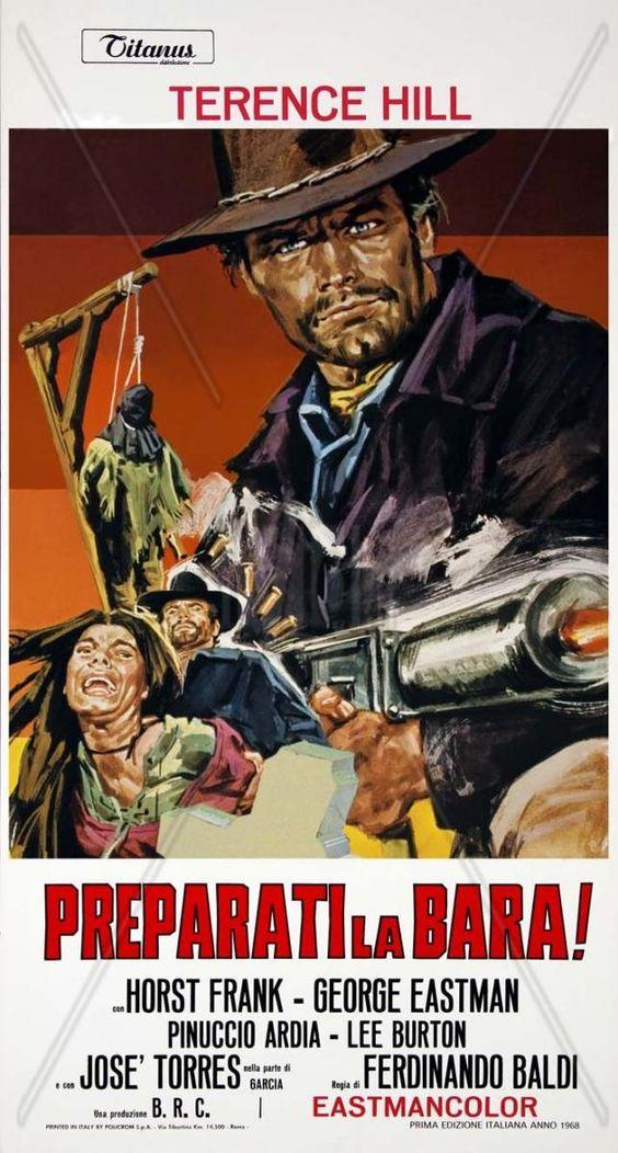 دانلود دوبله فارسی فیلم زنده باد جانگو Preparati la bara! 1968