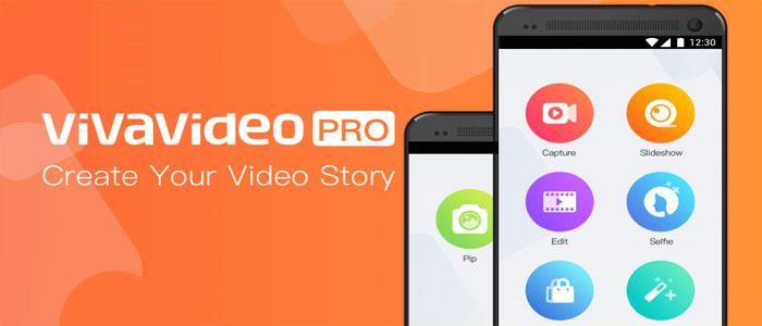 دانلود VivaVideo 7.8.5 نسخه جدید برنامه ویوا ویدیو برای اندروید