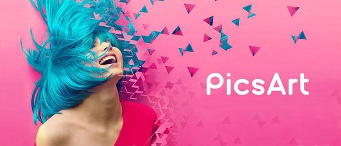 دانلود PicsArt Pro 11.7.4 نسخه جدید برنامه پیکس آرت برای اندروید