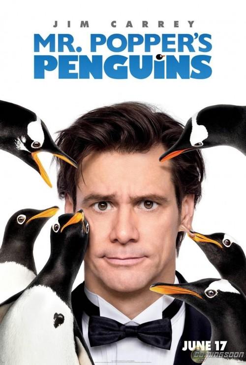 دانلود دوبله فارسی فیلم پنگوئن های آقای پاپر