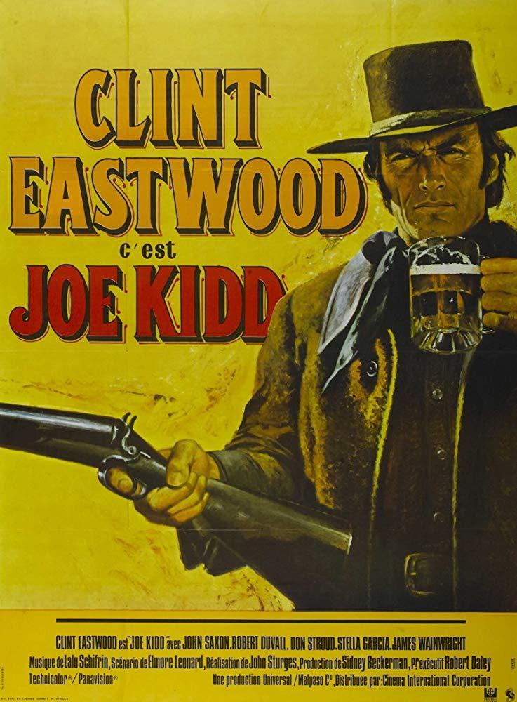 دانلود دوبله فارسی فیلم جو کید Joe Kidd 1972