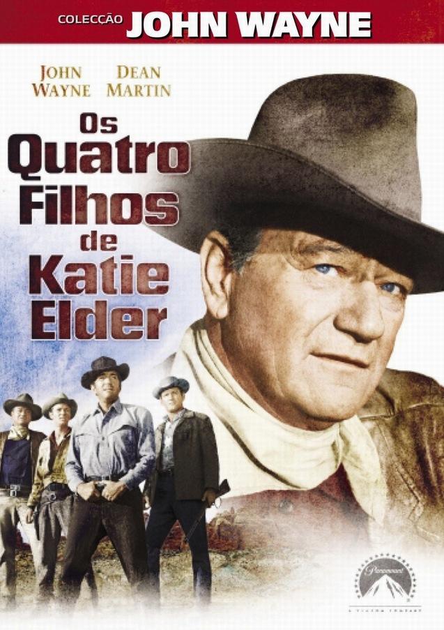 دانلود دوبله فارسی فیلم پسران کتی الدر The Sons of Katie Elder 1965