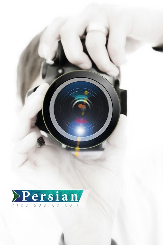 دانلود عکس باکیفیت عکاس و دوربین | Photographer