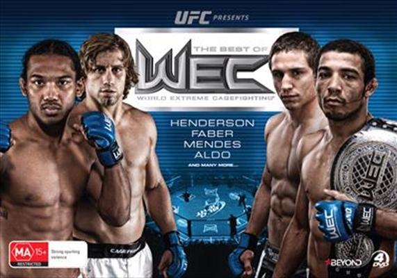 برترین مبارزات  ام ام ای سری اول و دوم | Best of WEC (1-2 Seasons)
