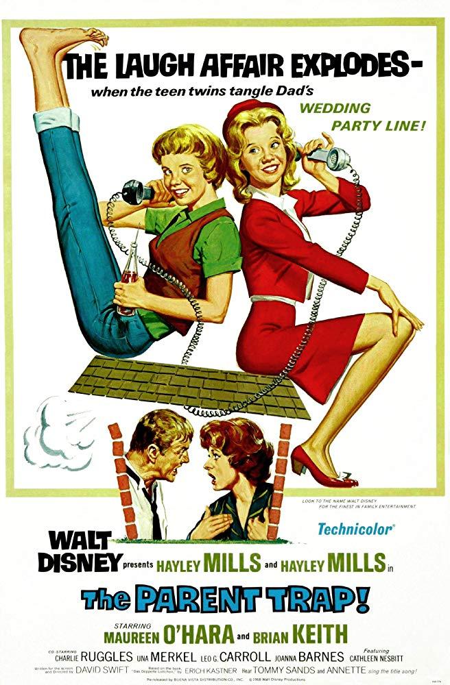 دانلود دوبله فارسی فیلم دام والدین The Parent Trap 1961