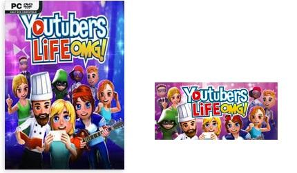 دانلود بازی Youtubers Life OMG برای کامپیوتر