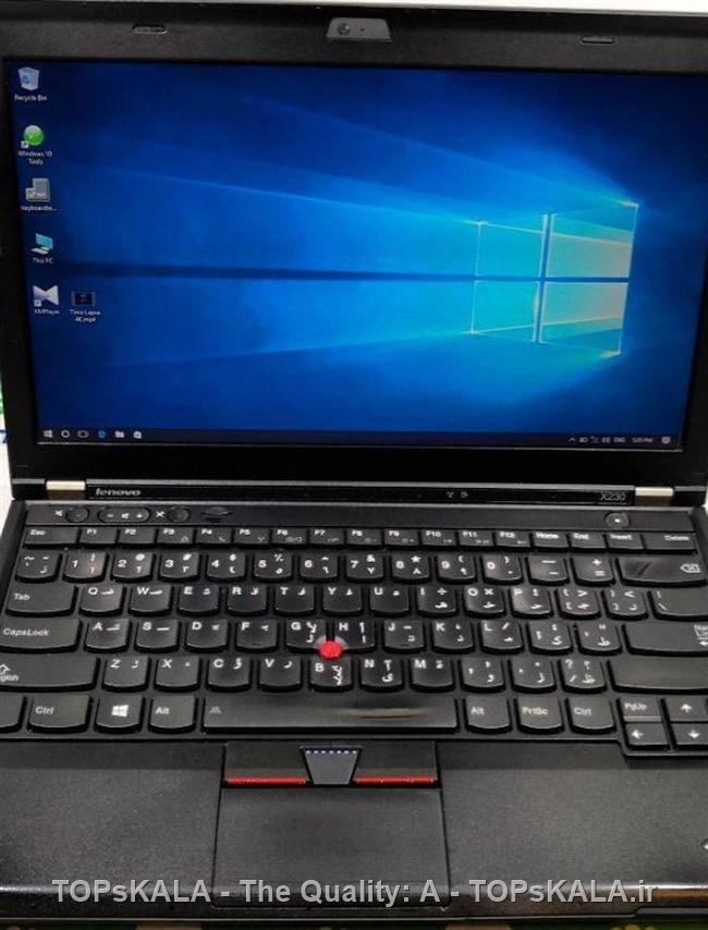 لپ تاپ استوک Lenovo مدل X230