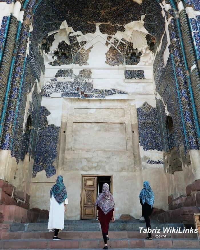 مسجدکبود