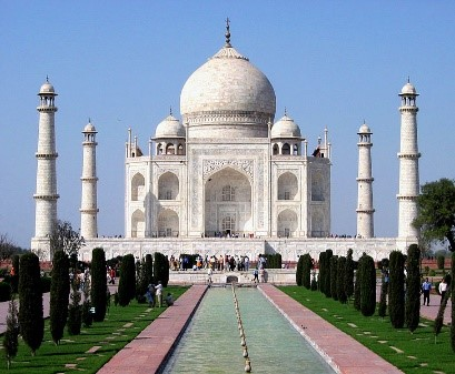معماري هند در دوران اسلامي