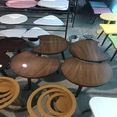 میز جلومبلی و میز عسلی در پرسی سی