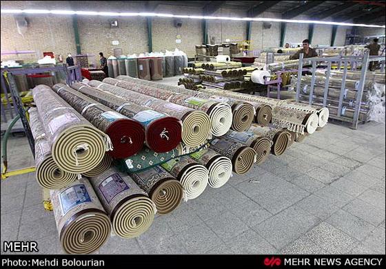 فروش عمده فرش 1200 شانه