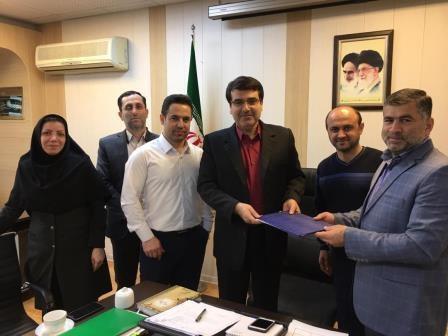 تفاهم نامه شهرداری منطقه یک رشت با شرکت تعاونی مصرف کارکنان شهرداری امضا شد