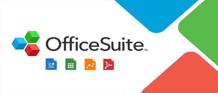دانلود OfficeSuite نسخه جدید برنامه آفیس برای اندروید