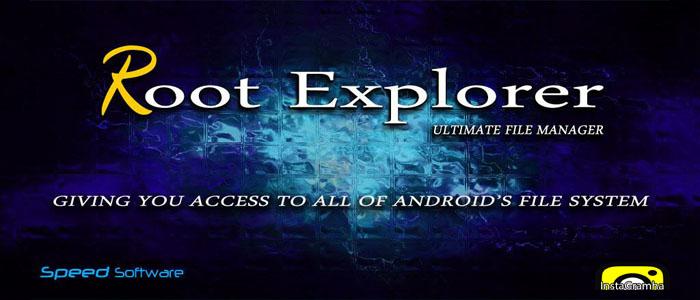 دانلود Root Explorer نسخه جدید روت اکسپلورر مدیریت فایل اندروید