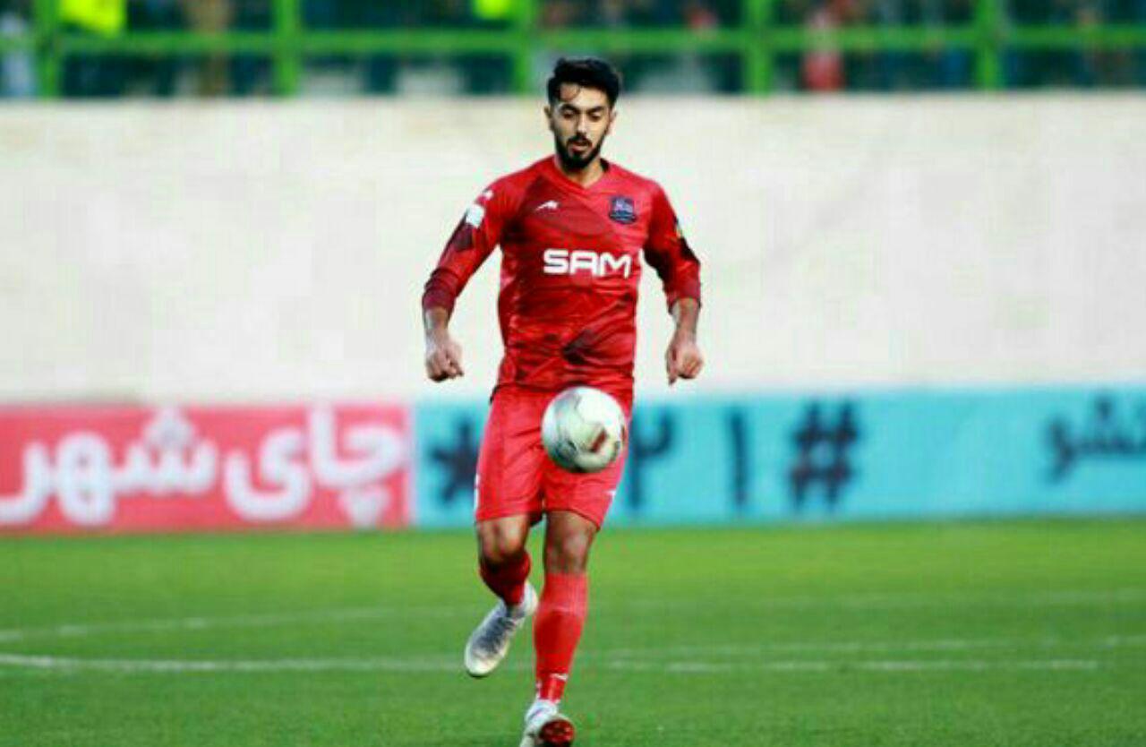 ✅ مهرداد عبدی: در ورزشگاه وطنی قرمزتر از نساجی نخواهد بود