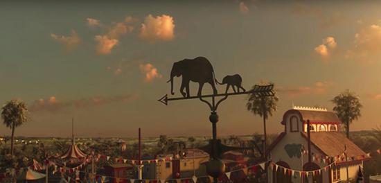 دانلود فیلم دامبو Dumbo 2019 با دوبله فارسی