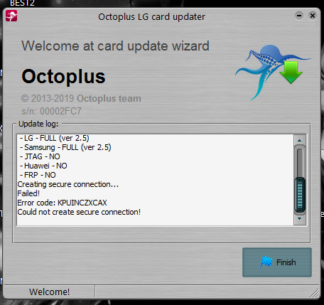 Octoplus box say card not found [Answered] - GSM-Forum