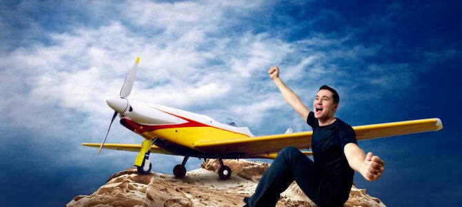 ترفندهای هواپیما