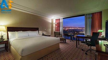هتل هیلتون بوسفروس استانبول