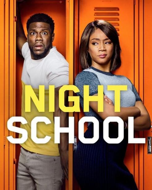 دانلود فیلم مدرسه شبانه - Night School 2018