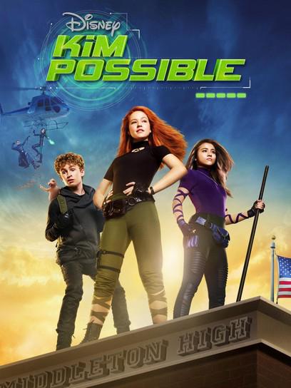 دانلود فیلم کیم پاسبیل - Kim Possible 2019