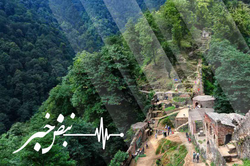 جاذبه های گردشگری گیلان به تفکیک شهرستان