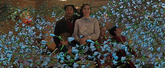 دانلود فیلم بازگشت مری پاپینز Mary Poppins Returns 2018 با زیرنویس فارسی