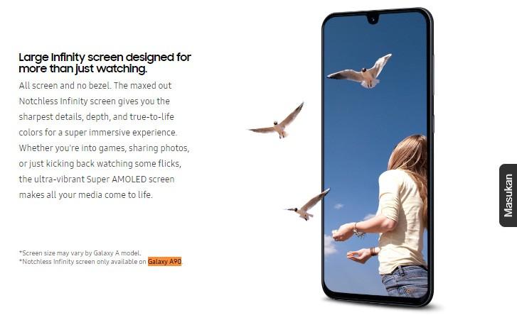 سامسونگ گلکسی آی 90 (Samsung Galaxy A90)