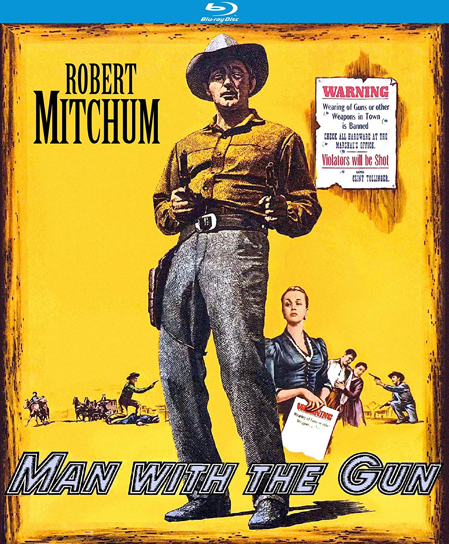 دانلود زیرنویس فارسی مردی با اسلحه Man with the Gun 1955