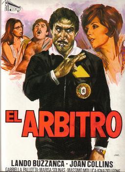 دانلود دوبله فارسی فیلم دیوانه فوتبال L'arbitro 1974