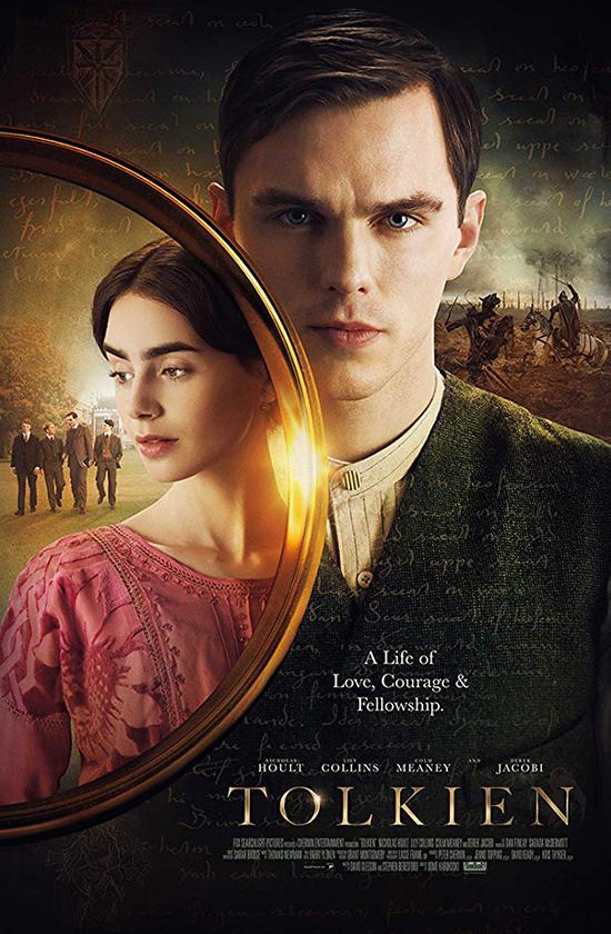 دانلود فیلم تالکین - Tolkien 2019