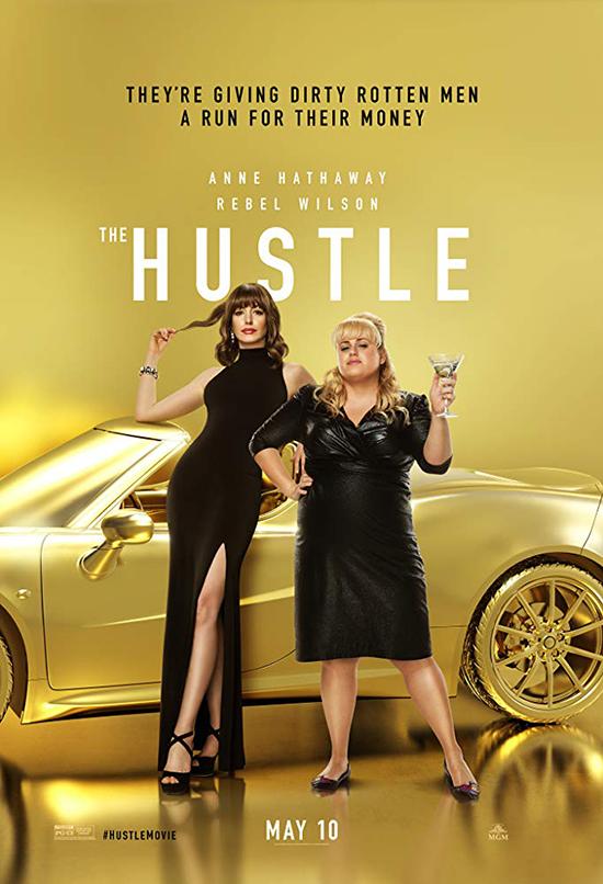 دانلود فیلم شلوغی - The Hustle 2019