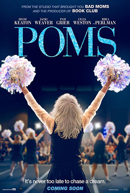دانلود فیلم پوم - poms 2019