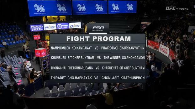 دانلود  مبارزات موی تای : Absolute Muay Thai PetchYinDee Battle 3 2019-03-25